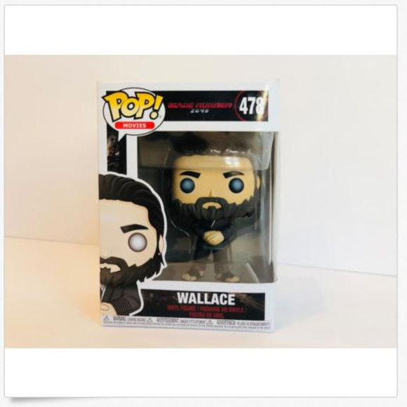 Wallace-BLADE RUNNER FUNKO POP VINYL